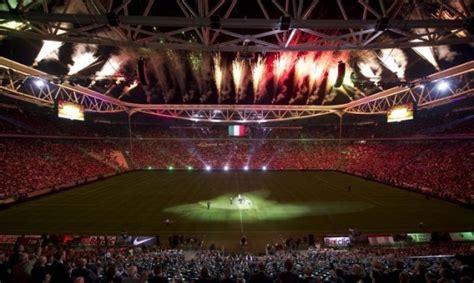 Kaos Juve Magica foto nuovo stadio juventus la cerimonia e la presentazione