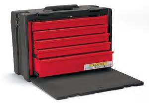 tool chest plastic steel drawers f o d grey shell red