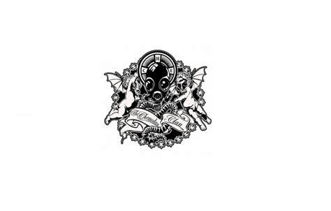 Hip Hop Logo Iphone Dan Semua Hp wallpaper white minimalism logo black the