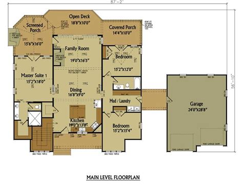 popular floor plans rustic house plans our 10 most popular rustic home plans