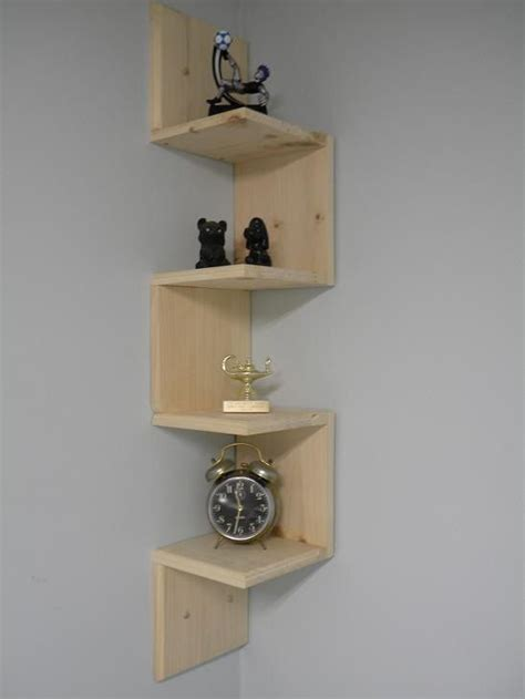 diy corner shelf on the to do list