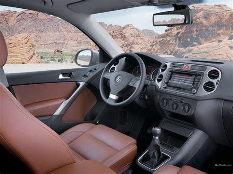 Tiguan Beige Interior by Volkswagen Tiguan Volkswagen Tiguan Resimi 21929