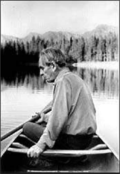 Blue Ghost Post: Norman Maclean, Haunted By Waters
