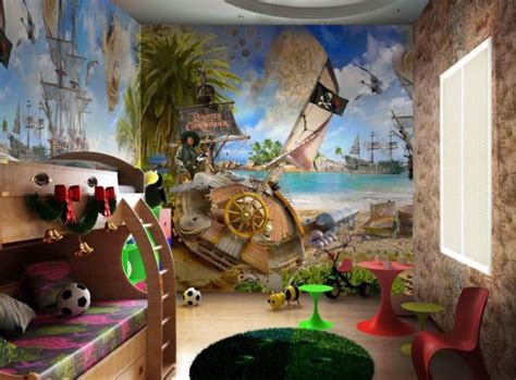 Alice In Wonderland Wall Murals 15 inspiring wall murals for kids room ultimate home ideas
