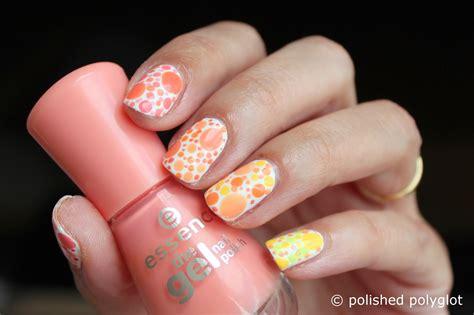 lemon nail art tutorial nail art designs for short nails peach or lemon skittles