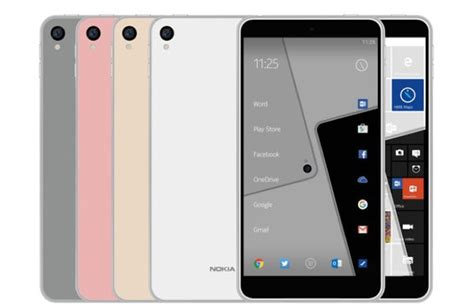 nokiya new android phone nokia c1 android phone appears in a leaked press render