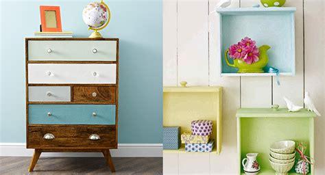 como decorar muebles nuevos ideas creativas para utilizar viejos cajones