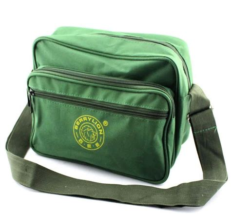 small tool bag green canvas shoulder backpacks to tool in