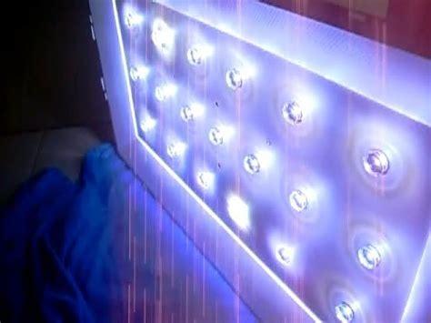 Stripe Kancing memodifikasi mengganti led backlight led tv dengan
