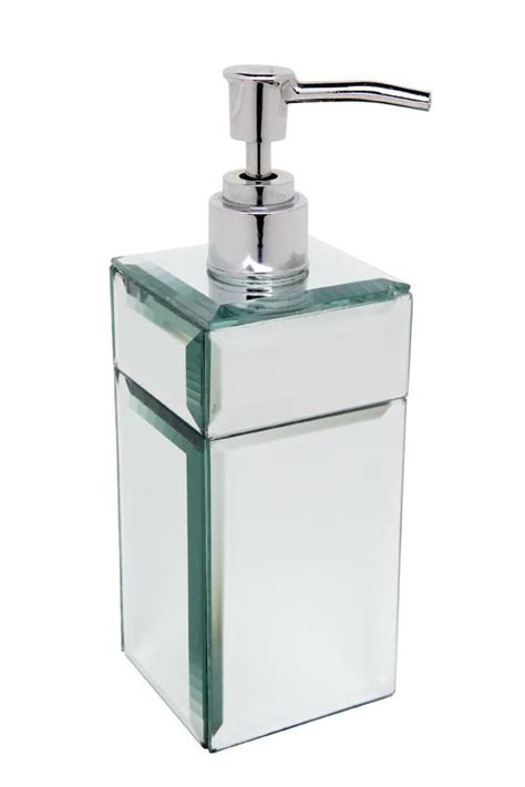 Soap Dispenser Bathroom by Mirrored Soap Dispenser Bathroom