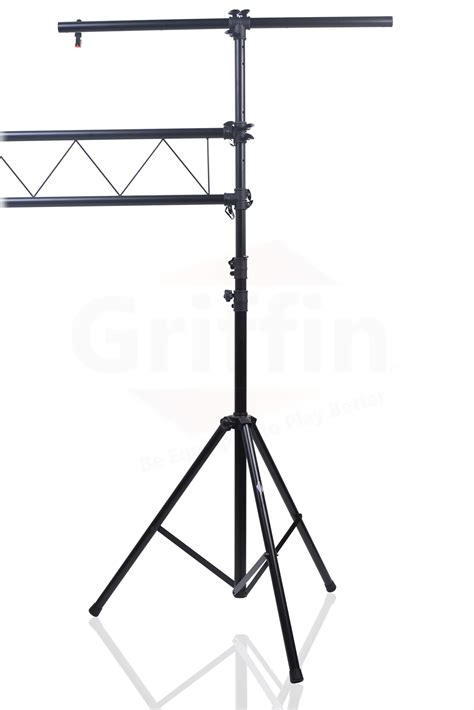 stand in the light dj light truss stand system trussing i beam lighting