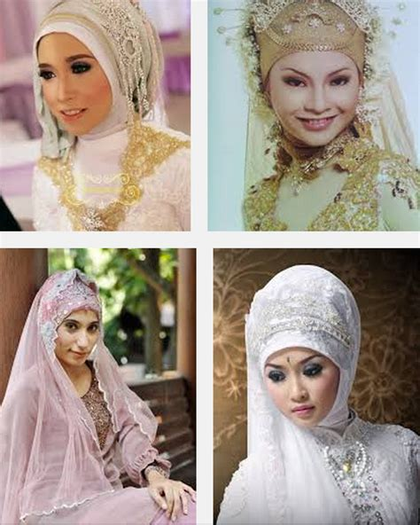 Lihat Jilbab lihat juga model jilbab pengantin muslim modern terbaru