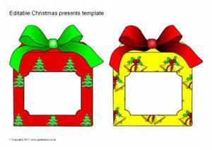 present template editable present templates sb6623 sparklebox