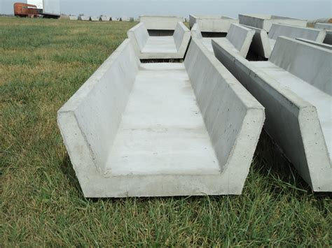 Concrete Planter by Concrete Feed Troughs Tucker Amp Sons