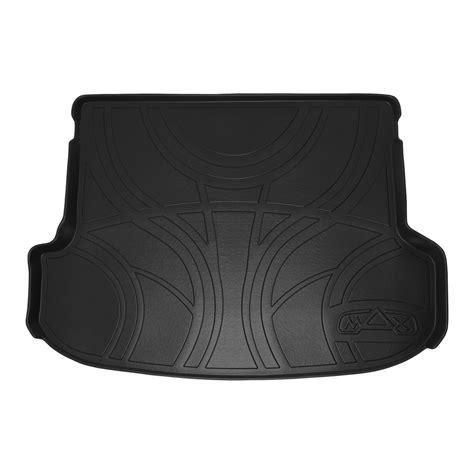 cargo mat 2016 lexus es 350 maxtray all weather cargo mat liner black fit 2016 lexus