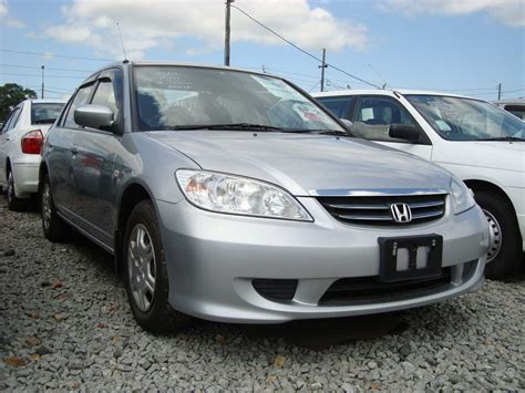 2004 Honda Civic For Sale by 2004 Honda Civic For Sale 1500cc Gasoline Automatic