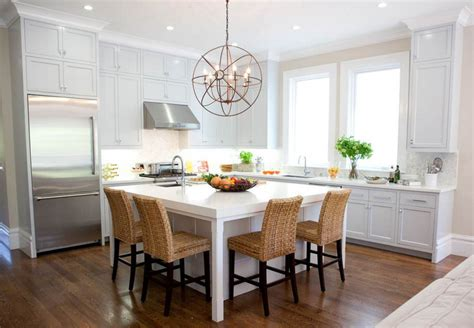 island kitchen ideas eat in kitchen islands