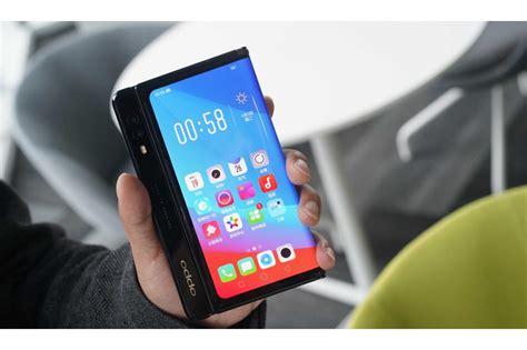 mwc   smartphone pliable aussi chez oppo