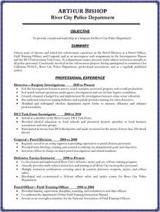 Resume Tips For Promotions Free Enforcement Resume Exle Writing Resume Sle Writing Resume Sle