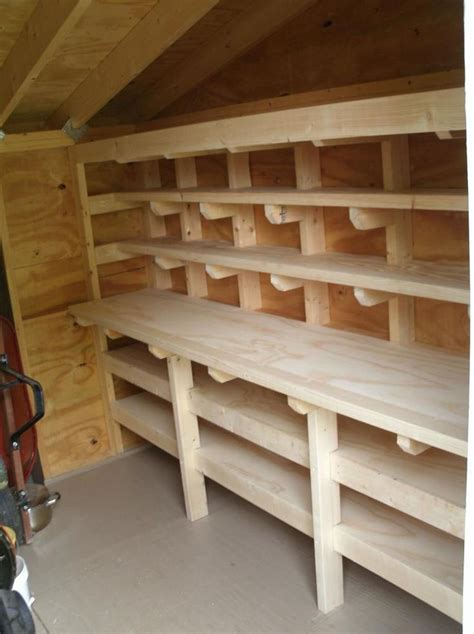 25 best ideas about workbenches on garage