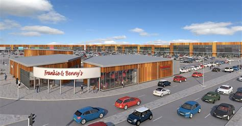 retail park all the new shops and restaurants coming to edge