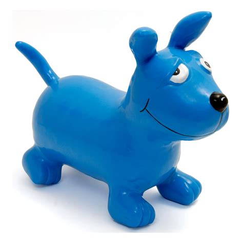 puppy blues happy hopperz blue 163 26 00 hamleys for happy hopperz blue toys and