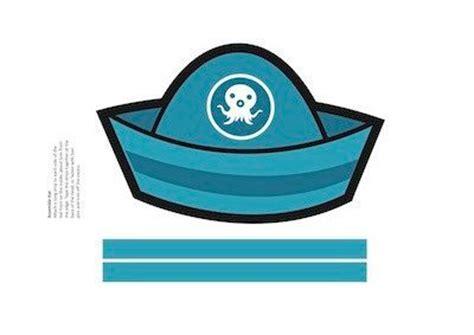 Octonauts Hat Printable one octonauts printable sailor hat kid the o jays