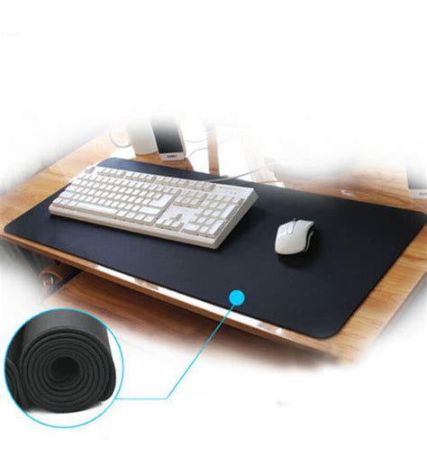 Mouse And Keyboard Mat by 60 30cm Large Gaming Mouse Mat Keyboard Pad Desk Pad For