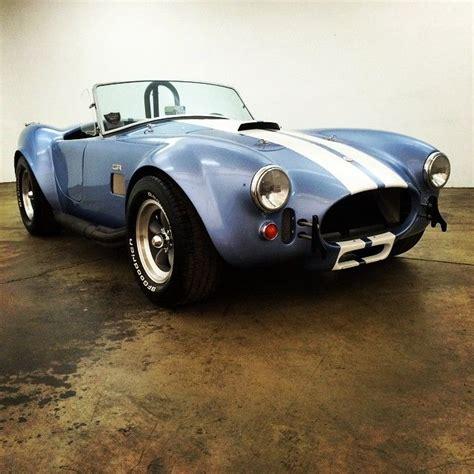 Cobra Auto Nachbau by Die Besten 25 Shelby Cobra Nachbau Ideen Auf