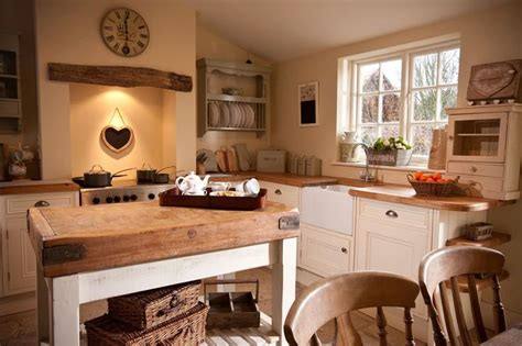 cottage kitchen country cottage and english style
