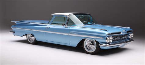 el camino 1959 el camino is it a custom truck or custom car