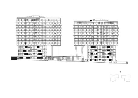 Sustainable Apartment Plans And Elevations by 100 Sustainable Apartment Plans And Elevations