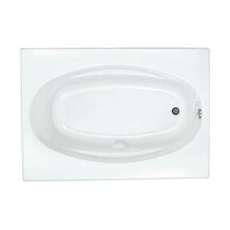 Tile Flange For Bathtub by Kohler Proflex 5 Ft Right Drain With Tile Flange
