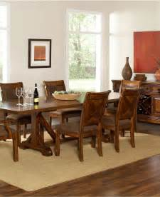 Macys Dining Room Furniture Mandara Dining Room Furniture Collection From Macy S The House