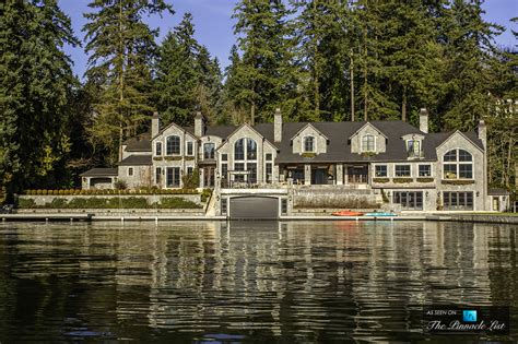 luxury waterfront living 3 states in the lower 48 you