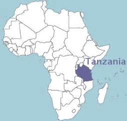 Tanzania Africa Map by Tanzania Maps Of Tanzania