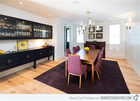 dining room bar ideas 15 posh purple dining room furniture home design lover