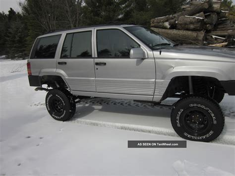 jeep cherokee baja 1994 jeep grand cherokee off road