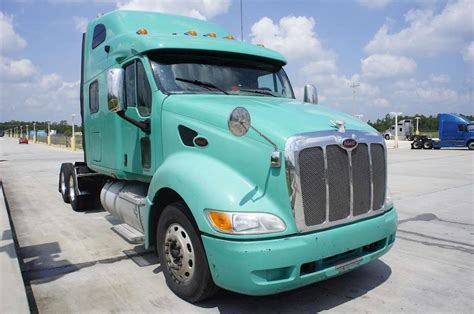 Peterbilt Sleeper by 2010 Peterbilt 387 Sleeper Truck For Sale Newnan Ga