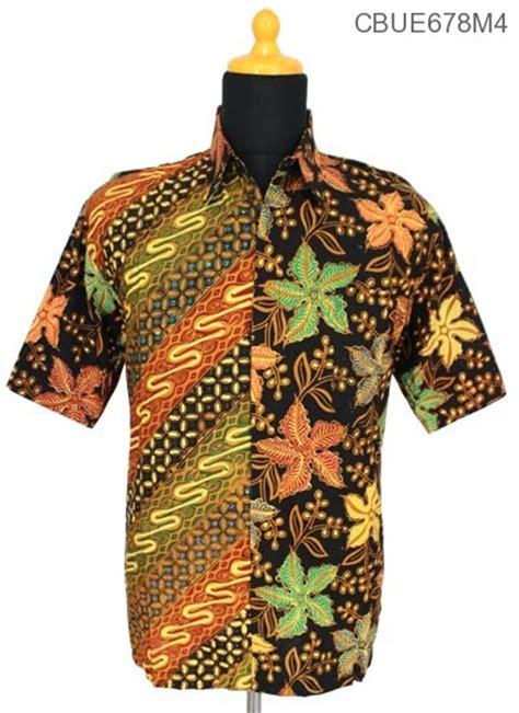 Mukena Colet Unik 4 baju batik kemeja motif parang cuwiri kemeja lengan