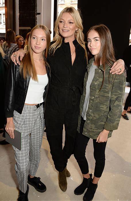 Kate Moss For Topshop Liveblog Pushy Cameramen by Kate Moss And Lila Twinning At Fashion Week