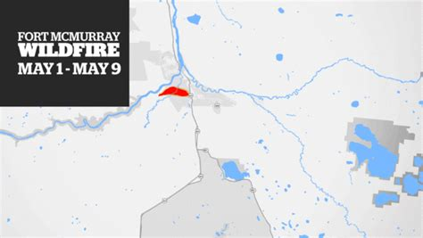 where is fort mcmurray on a map of canada fort mcmurray slowed sunday by light