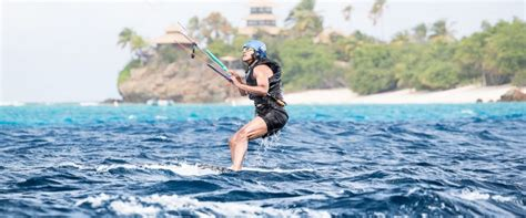 obama vacation no longer in office obama hangs loose and learns to kitesurf abc news