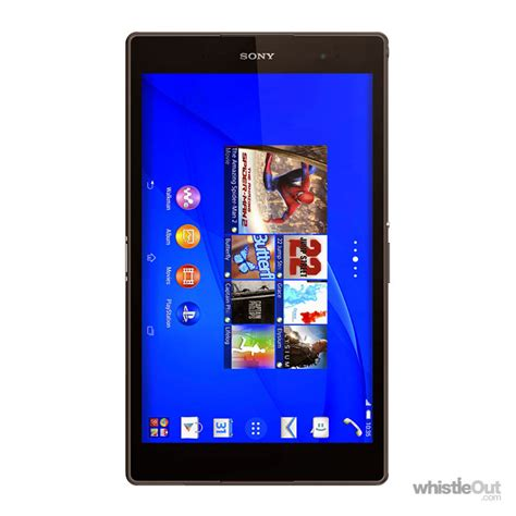 Tab Z3 Sony Sony Xperia Z3 Tablet Compact Plans Whistleout