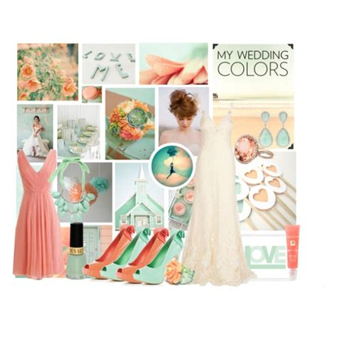 mint green coral wedding mint green and coral wedding theme wedding ideas