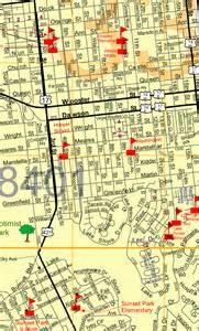 wilmington carolina map downtown wilmington