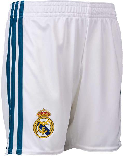 Kaos Adidas Real Madrid adidas real madrid home mini kit 2017 18 real madrid