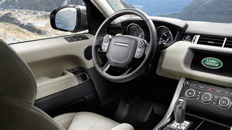 range rover truck interior learn more about the 2017 land rover range rover sport