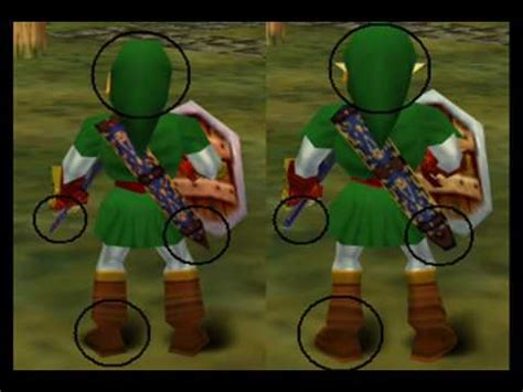 Link Time Fabsugar Want Need 50 by The Legend Of Oot Debug