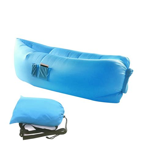 Lounger That You Fill With Air